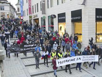 Za slušné Slovensko: Kroky Gašpara budeme do poslednej chvíle sledovať