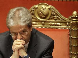Gentiloni: Taliansko podporuje útoky Západu na Sýriu