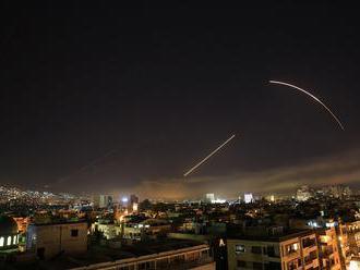 """V USA zverejnili snímky """"následkov"""" raketového útoku v Sýrii"""