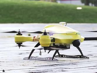 Je možné zničiť dron, ak vám zasahuje do súkromia?