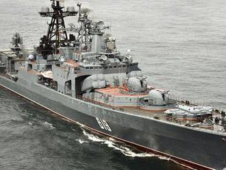 Ukrajina sa obáva nových ruských lodí v Azovskom a Čiernom mori