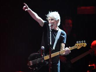 """Roger Waters z Pink Floyd: Biele prilby v Sýrii """"iba vytvárajú propagandu džihádistom a terori"""
