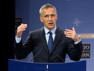 Generálny tajomník NATO označil operáciu USA a spojencov signálom pre Sýriu, Rusko a Irán
