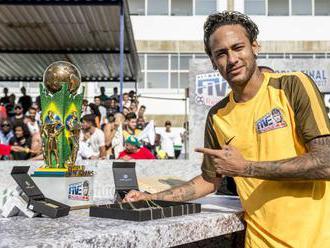 Registrácia na Neymar Jr's Five je spustená! Cez Prešov, Banskú Bystricu, Žilinu a Bratislavu až do