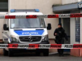 V Nemecku bezhlavá zakrvavená bábka alarmovala políciu i hasičov