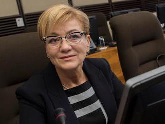 Ministerka Ľubica Laššáková sa už vzdala mandátu poslanca BBSK