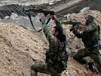 Americký ohňostroj sa skončil, sýrski vojaci začali s novou likvidáciou proamerických bánd v provinc