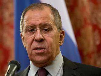 Sergej Lavrov: Rusko je pripravené poskytnúť sýrskej armáde účinnú vojenskú pomoc