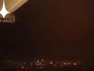 Sýria odrazila nový izraelský útok