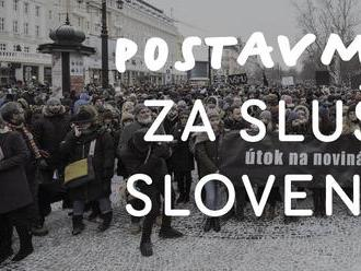 Vulgárne mi píše občan zo Slovenska