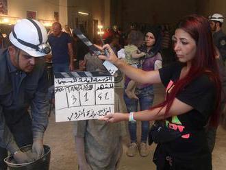 Facebookom sa šíri hoax, že chemický útok v Sýrii zrežírovali filmári