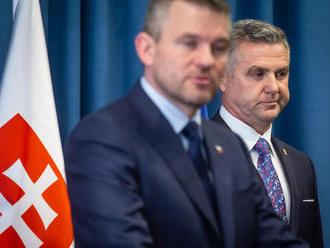 Pellegrini vyzval Gašpara na odchod, skončí do konca mája