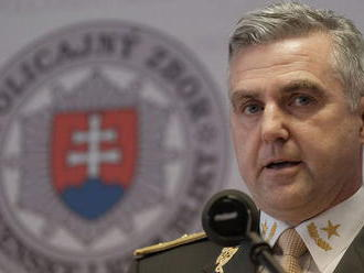 Policajný prezident Gašpar: Sám z funkcie neodídem
