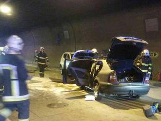 Tunel Branisko uzavreli, došlo tam k nehode