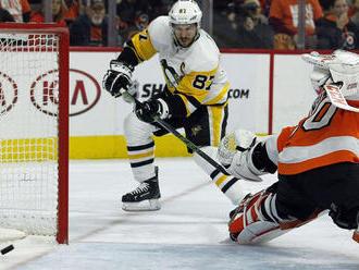 Pittsburgh a Nashville s postupom, Crosby sa priblížil k legendám