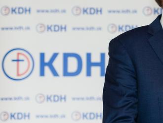 Z KDH po disciplinárnom konaní vylúčili bývalého poslanca