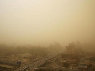 Saharský piesok až na Slovensku: Toto je dôvod masívneho znečistenia