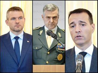 VIDEO Gašpar oznámil, že neodstúpi: Prvé reakcie politikov na rošády v bezpečnostných zložkách