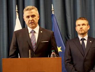 MIMORIADNA SPRÁVA Gašpar skončí, oznámil Slovensku Pellegrini