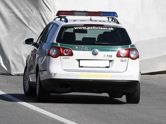 Nehoda v tuneli Branisko: Zrazili sa tri autá, štyria zranení