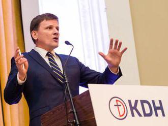 KDH žiada od Pellegriniho okamžité odvolanie Gašpara a avizuje protest