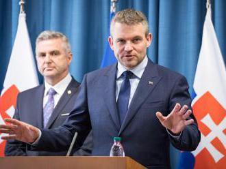 Aktualizované: Premiér Pellegrini oznámil, že Gašpar skončí ako prezident policajného zboru