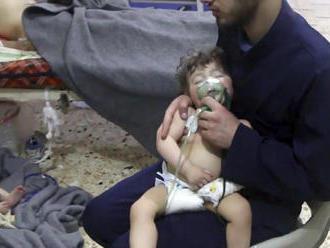 Ruskí predstavitelia zopakovali, že chemický útok v Sýrii zinscenovala Británia
