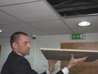 Kontrola zistila, že Bratislavská župa zaplatila 63-tisíc eur za fiktívnu výmenu opravu budovy