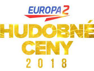 Europa 2 štartuje 5. ročník Hudobných cien