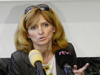 V. Dubačová sa vzdáva mandátu banskobystrickej poslankyne