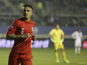 Prezident Peru chce pomôcť Guerrerovi, aby hral v Rusku
