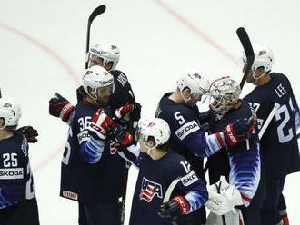 USA zdolali Česko a postúpili do semifinále