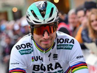 P. Sagan tretí v piatej etape Okolo Kalifornie, zvíťazil Gaviria