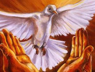 Katolícka cirkev oslávi najbližšiu nedeľu sviatok Zoslania Ducha Svätého