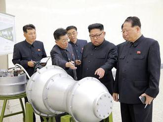 Čínsky expert: Atómová KĽDR sa cíti bezpečne, teraz chce budovať ekonomiku