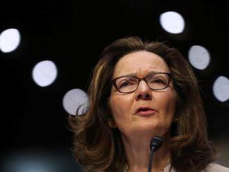 Senát schválil novú šéfku CIA Ginu Haspelovú pomerom hlasov 54-45