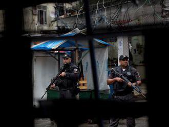 Brazílska polícia zatkla 251 ľudí počas zásahu proti detskej pornografii