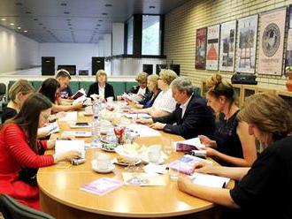 V Slovenskom inštitúte v Moskve sa stretla Spoločnosť Ľudovíta Štúra
