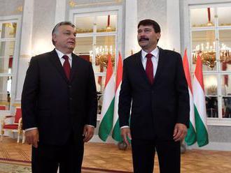 Maďarský prezident Áder vymenoval štvrtú Orbánovu vládu