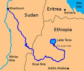 Odkaz MMŠ: O Níle a obrovskej priehrade v Etiópii, ktorá Egyptu naháňa strach