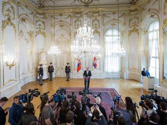 Ako rozumejú Kiskovi: predseda strany alebo odchod? Píšu Hríb, Daniš, Wienk, Tkačenko, Hanus či Šime