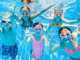 Kvalitná bazénová morská soľ.