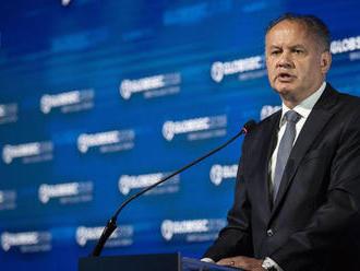 Kiska: Problémom strednej Európy je bezškrupulózna politika