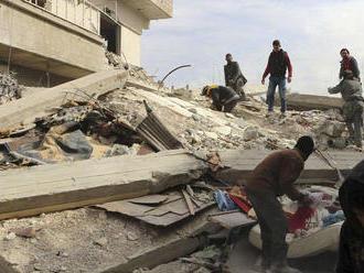 Islamisti ustupujú z okolia Damasku, berú aj rodiny