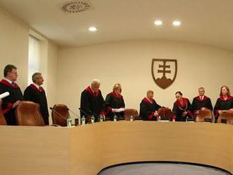 Gál predstaví očakávané zmeny vo fungovaní ústavného súdu