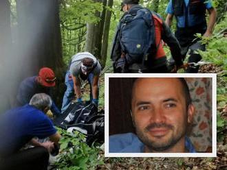 FOTO Obrovská tragédia: Nezvestného Jozefa   našli mŕtveho, zomrel strašnou smrťou