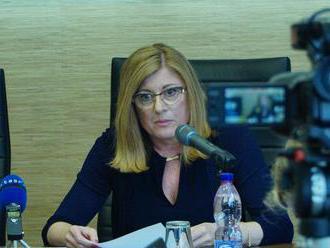 Gabriela Matečná bude čeliť odvolávaniu z funkcie už na budúci štvrtok