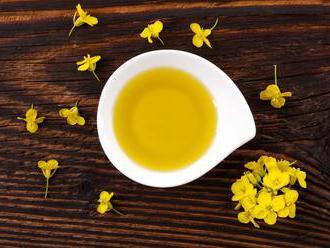 Repkový olej má mnoho dobrých vlastností pre naše telo