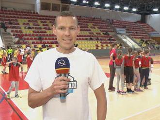Olympijský víťaz Matej Tóth ako televízny redaktor. Pozrite si jeho reportáž