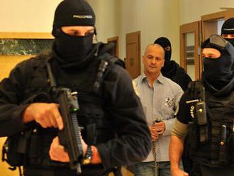 Policajti zadržali Františka Salingera, považovaného za bossa žilinského podsvetia